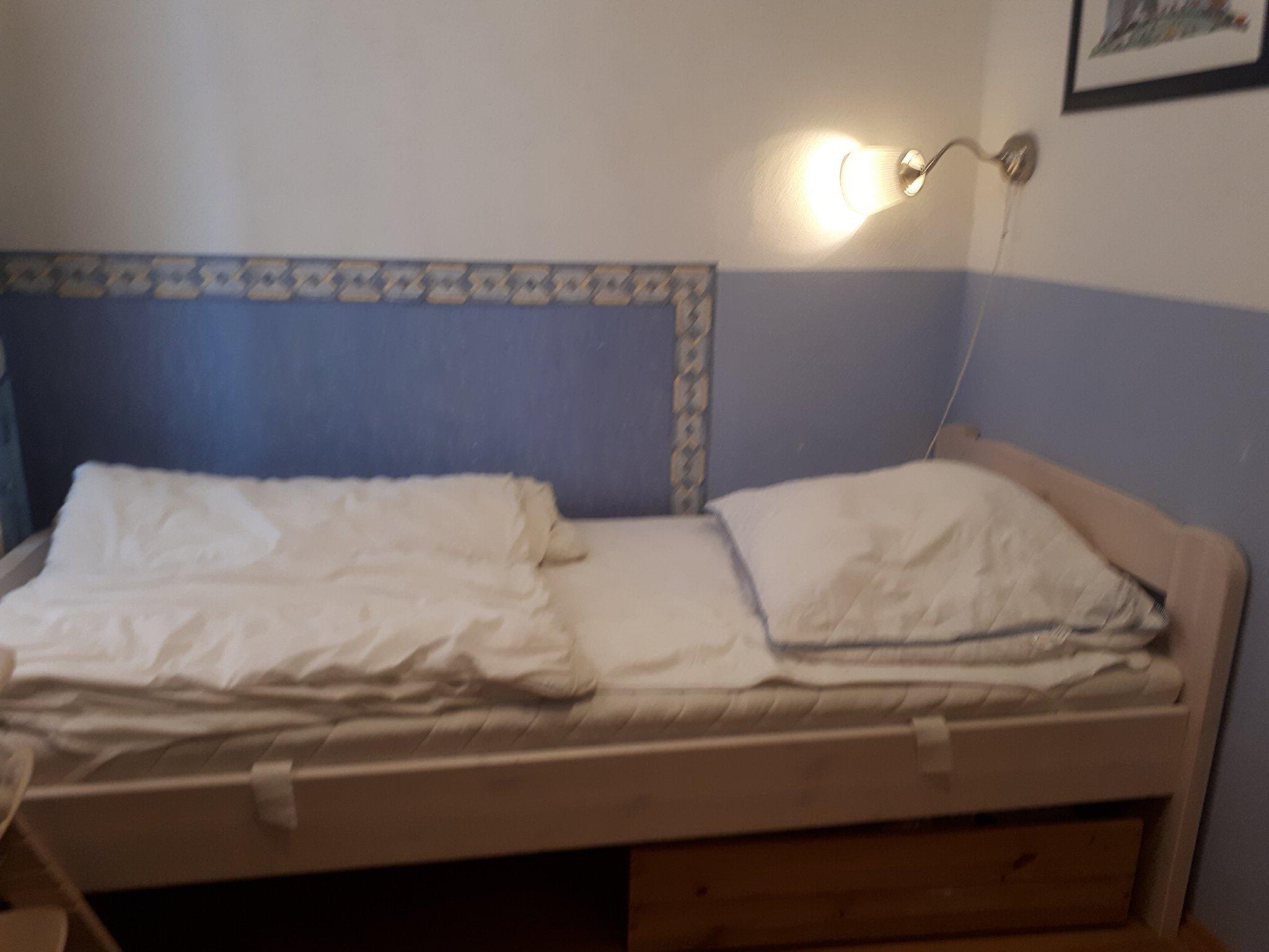 2. Schlafzimmer, rechte Seite