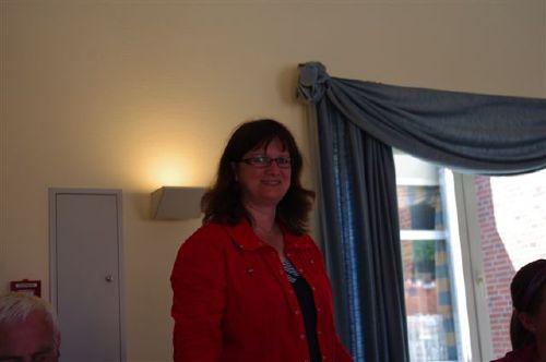 Ihre Vermieterin Frau Berit Witthohn stellt sich vor