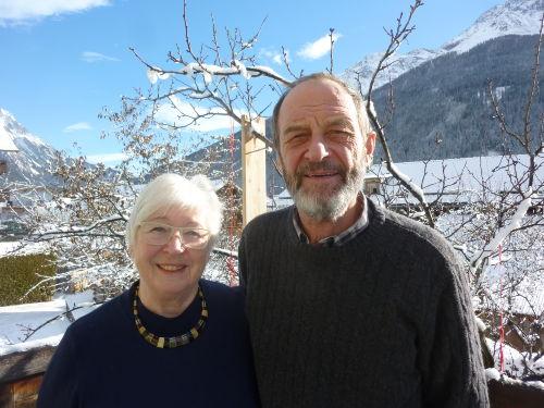 Ihre Vermieter - Günther + Christa Walch