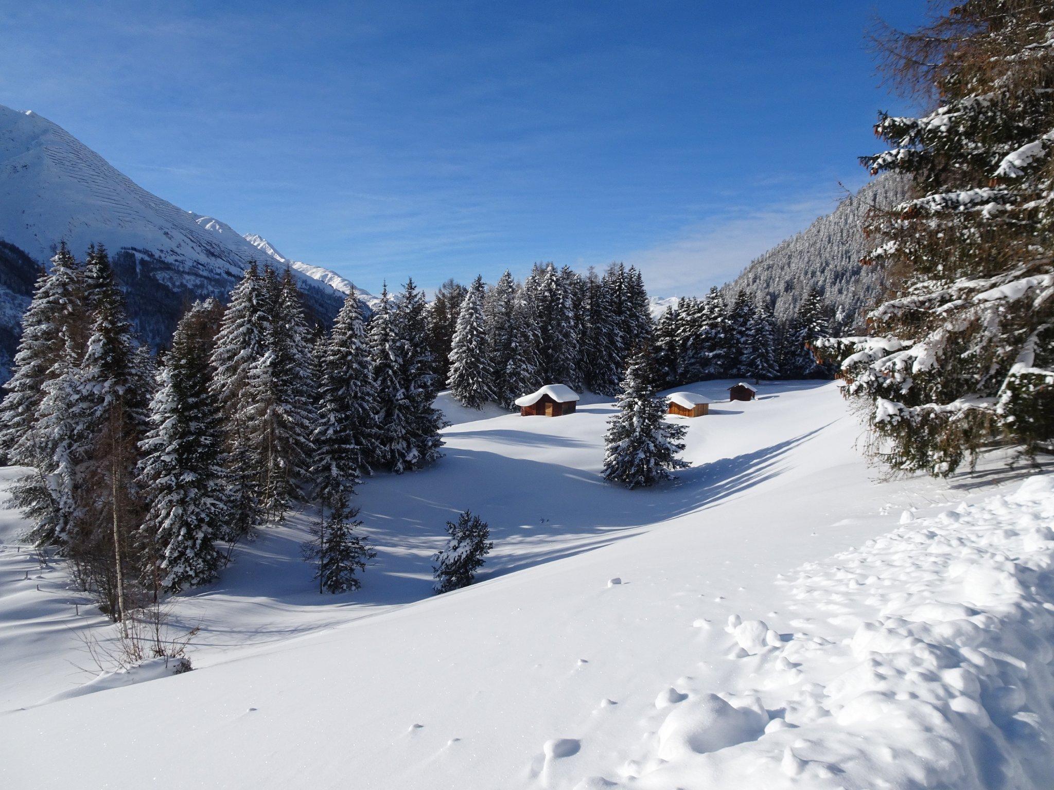 Winteridyll in Pettneu