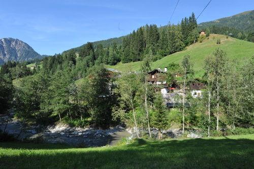 Kupfer und Zinnhäusl mit dem Alpbach