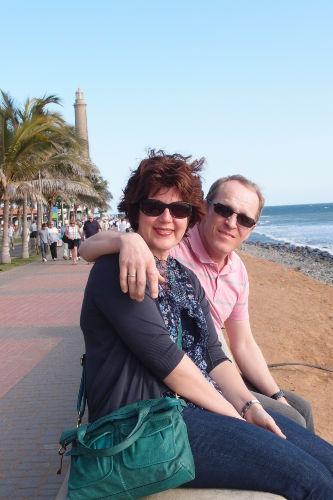 Martina und Joachim Mand
