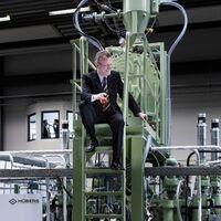 Vermieter: Maschinenbauer mit Leidenschaft