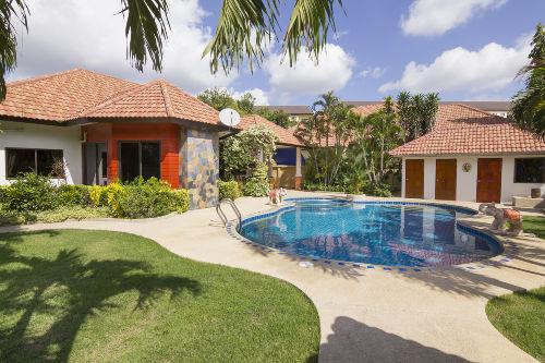 Umgebung von Villa Pattaya