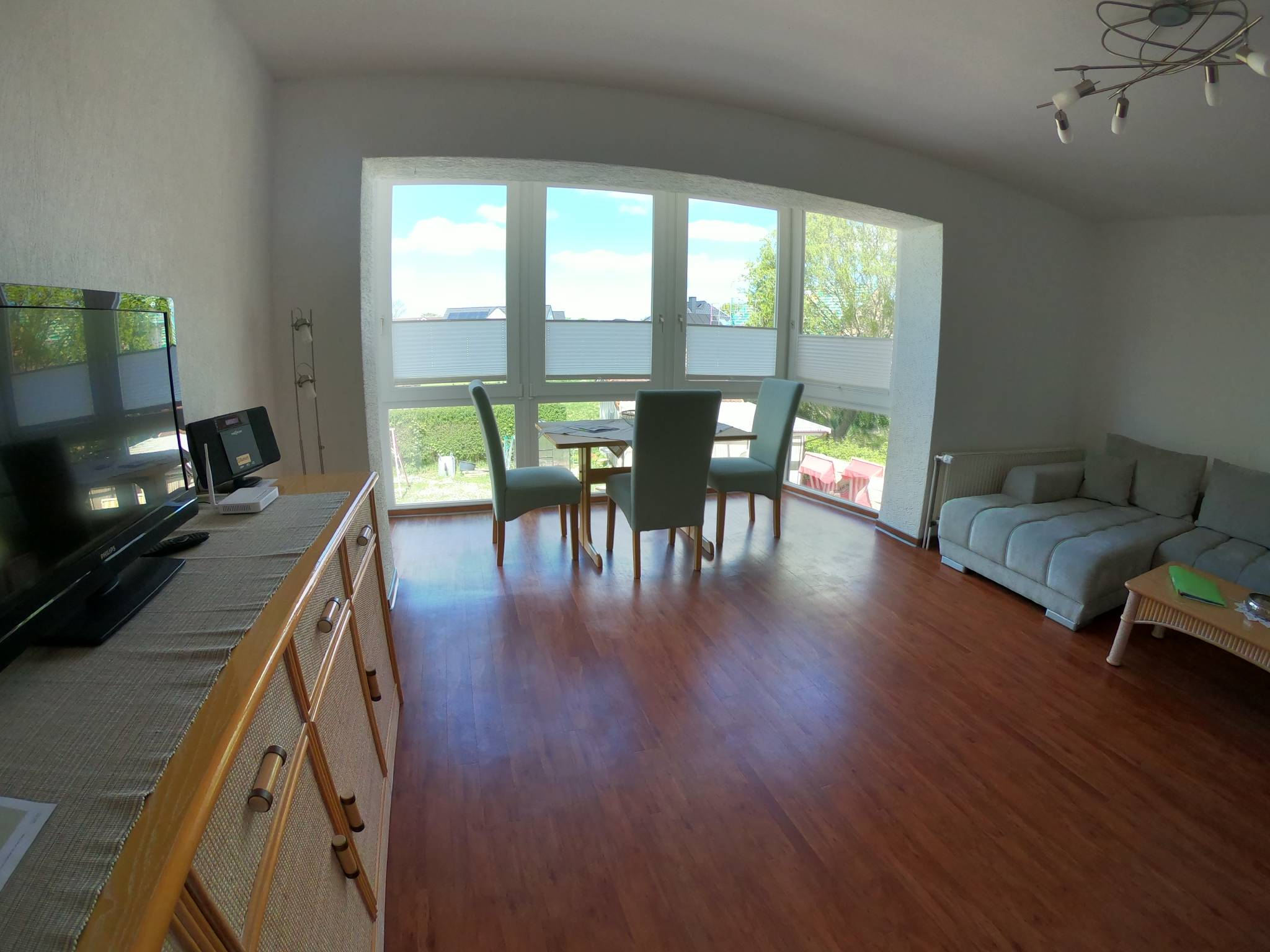 Wohnzimmer, Relaxcouch