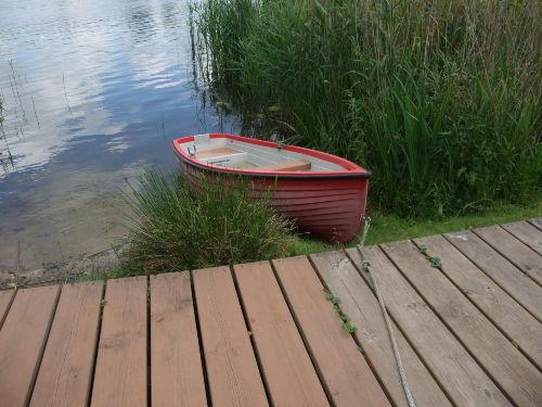 das Boot darf genutzt werden