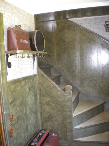 Treppenaufgang/ Flur