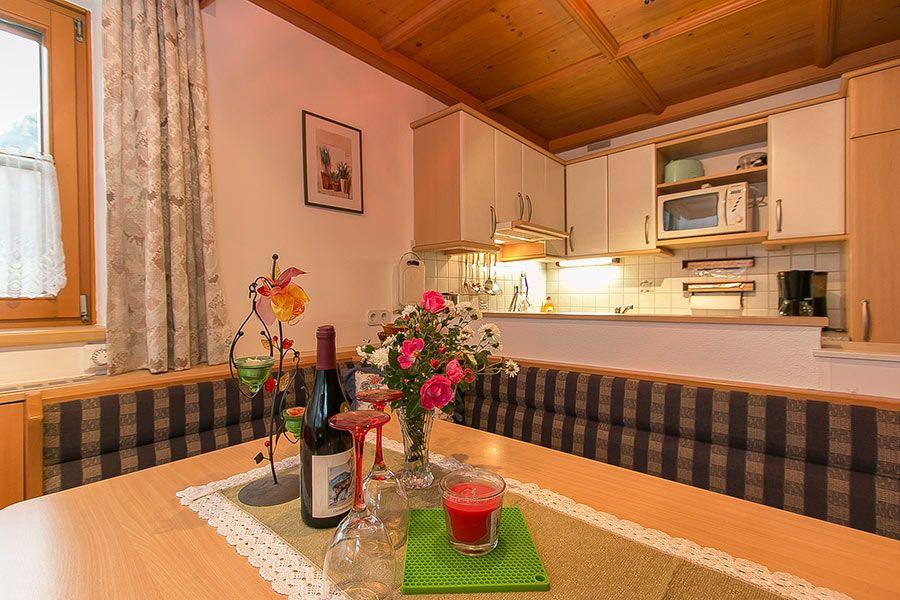 Wohnküche für 2 bis 6 Personen