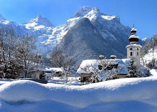St. Ulrich Winterland