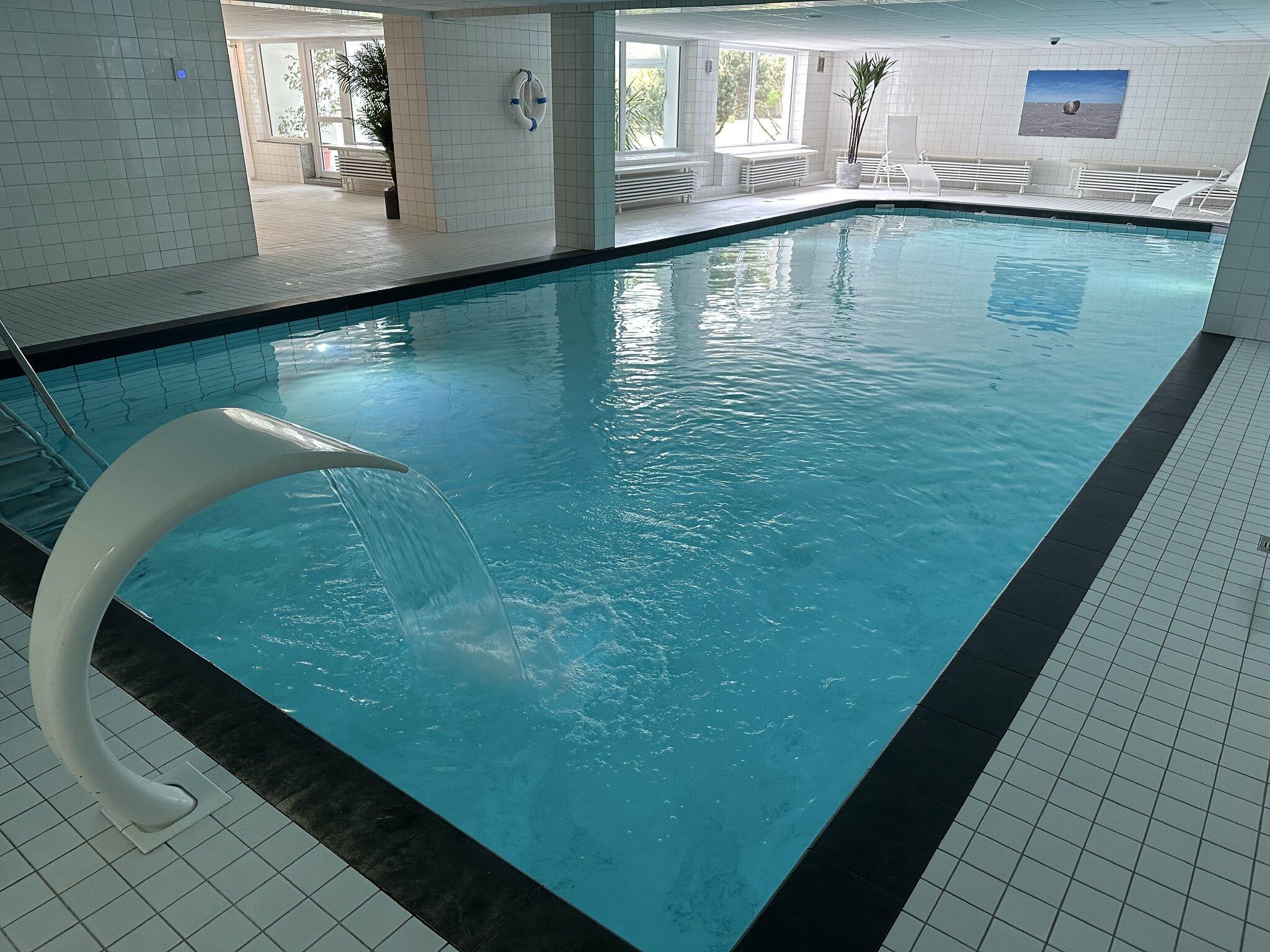 Sonnenuntergang hinter Neuwerk