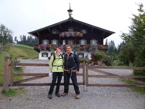 Vermieter Peter und Ingrid Tröndle