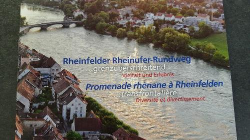 Rheinfelden D und Reinfelden CH
