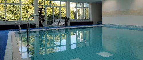 Schwimmbad im Hotel Best Western