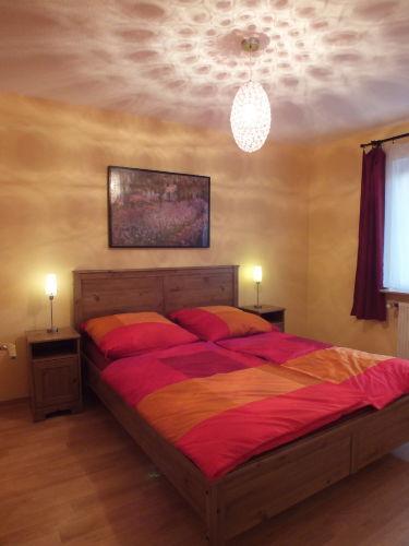 Schlafzimmer, Bett 160 x 200 cm