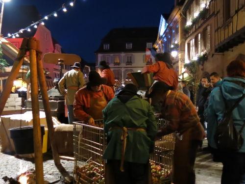 Weihnachtsmarkt Ribeuville