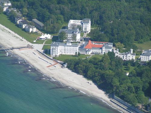 Das Seebad Heiligendamm