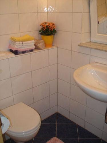 WC mitWaschbecken