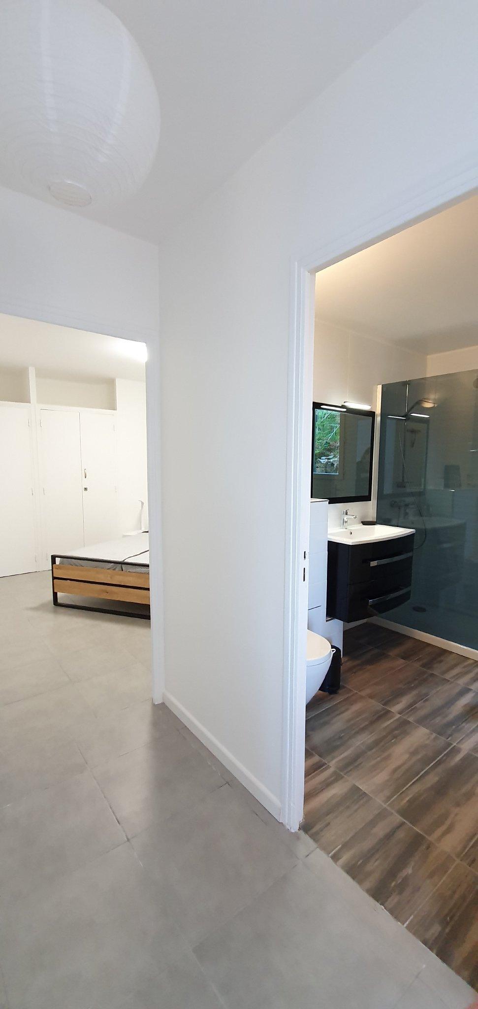 Wohn/Essbereich (Apartment)