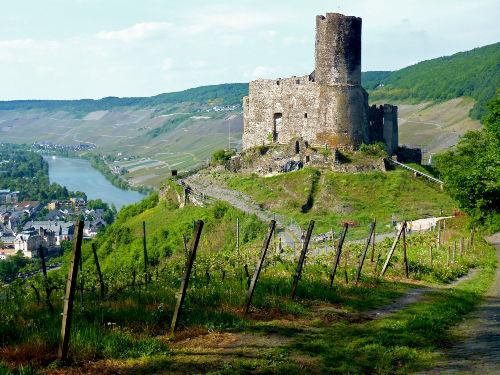 Burg Landshut über Bernkastel-Kues