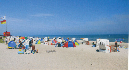 Strandleben