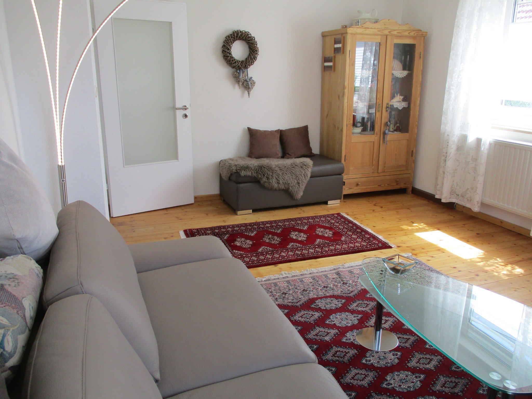 Rosenbogen Wohnzimmer