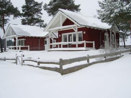 im Winter ist es auch schön