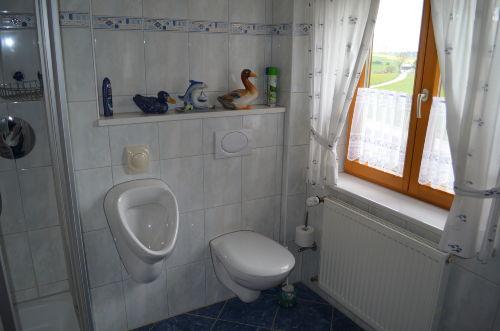 WC und Pissoir