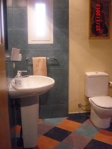 Badezimmer 2 (Badewanne/Dusche)