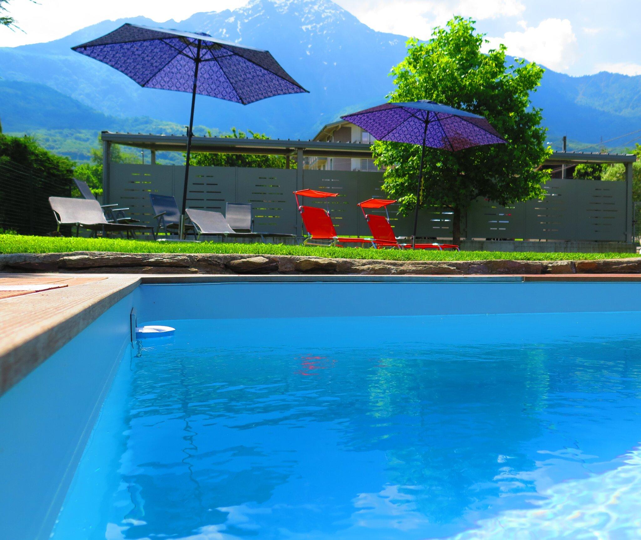Unten Wohnung - Zweibettzimmer