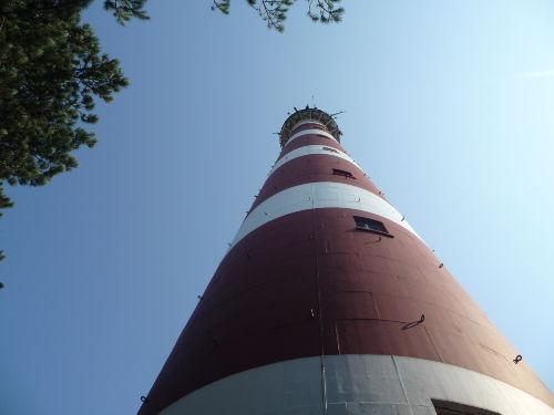 Der Leuchturm in Hollum
