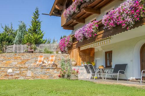Ferienwohnung Leogang - Haus Barbara