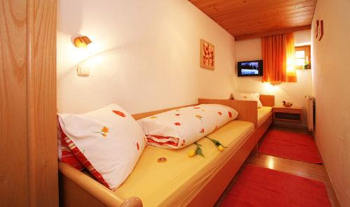 Einzelbettzimmer in Leogang