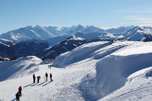 Skiurlaub in Leogang