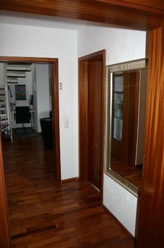 Eingangsbereich und Gäste-WC