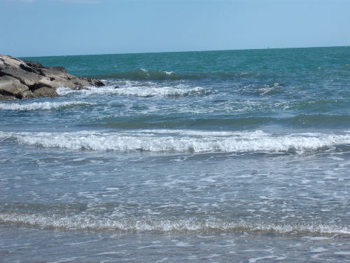 Strand von Ca' Savio