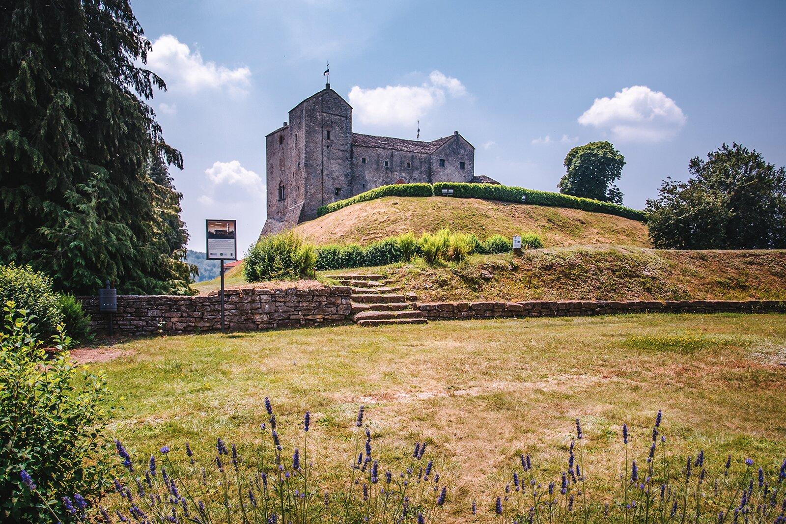 Il castello di Prunetto