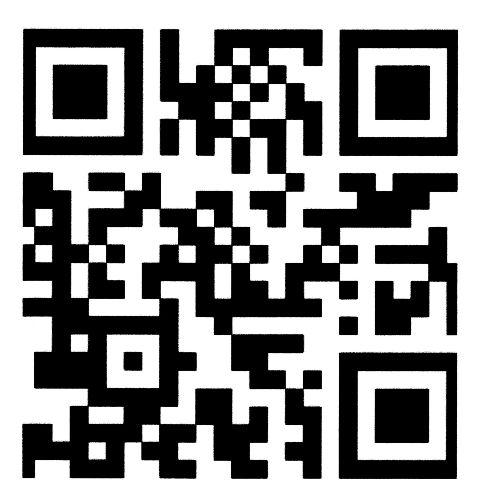 unsere Internetseite - QR Code