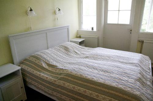 Schlafzimmer 1 mit Veranda