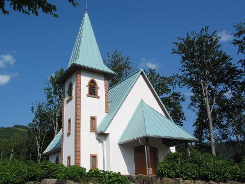 Kapelle St.Anna auf dem Dollenberg