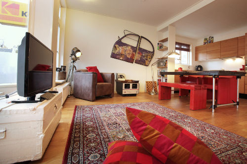 Studio / Wohnzimmer