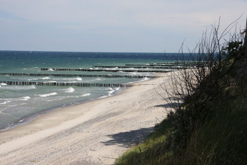 Strand vom Ostseebad Nienhagen