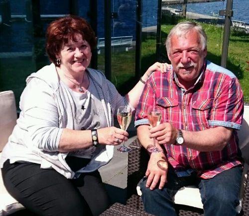 Erika und Klaus- Dieter Henke