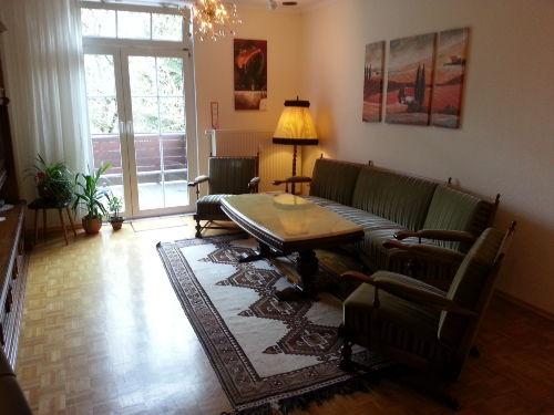 ferienwohnung seenbach in m cke hessen karl heinz schimmel. Black Bedroom Furniture Sets. Home Design Ideas