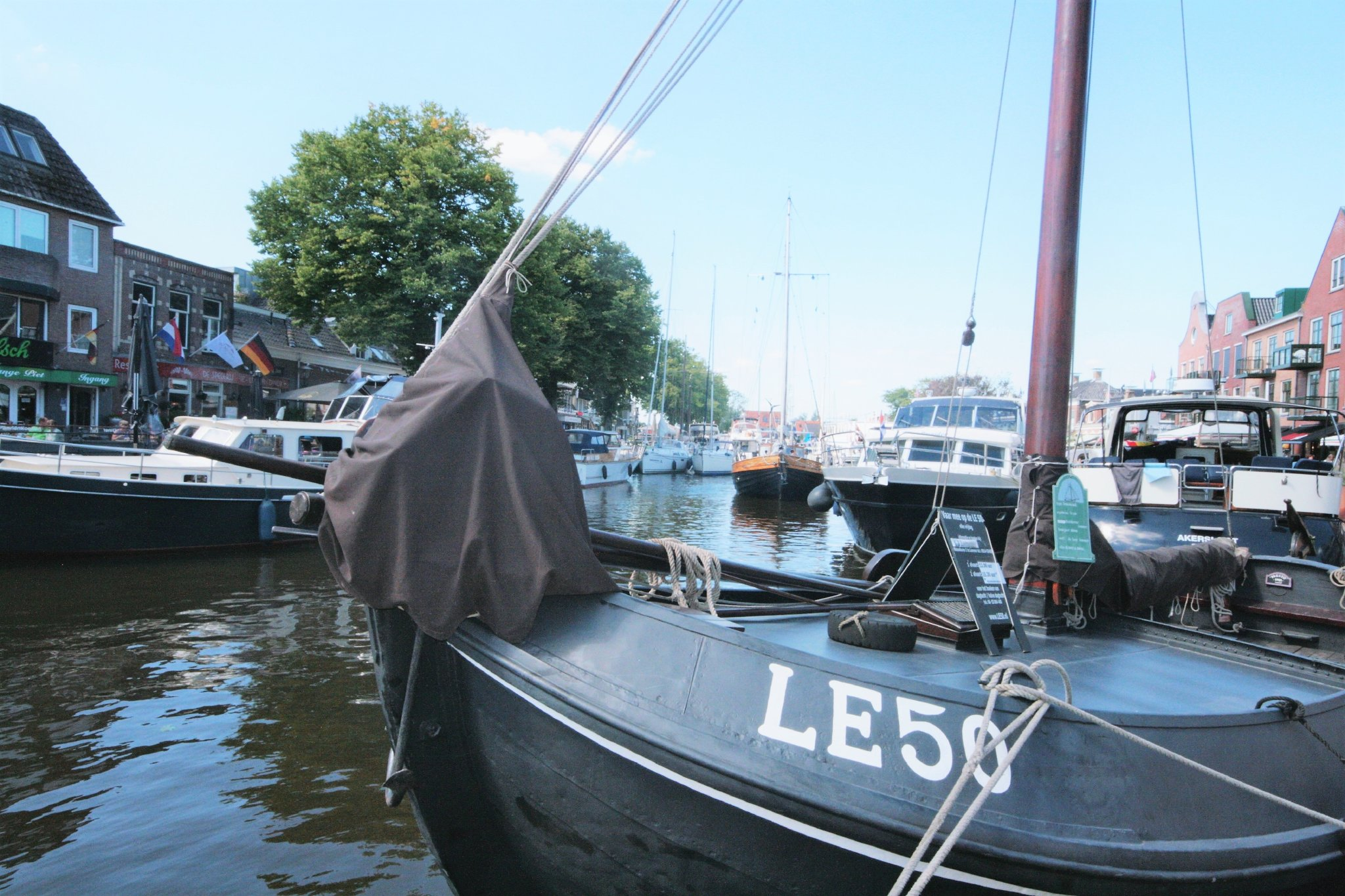 Strand Lemmer am IJsselmeer + Hallenbad