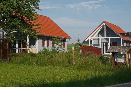 beide Häuser von Osten
