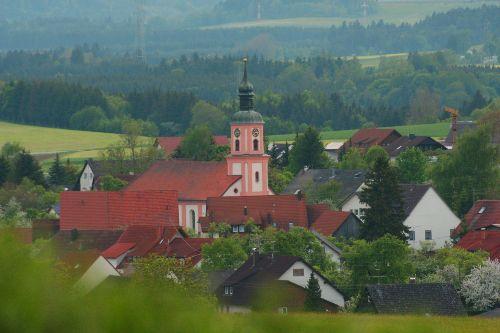 Peter Thumb Kirche Mundelfingen