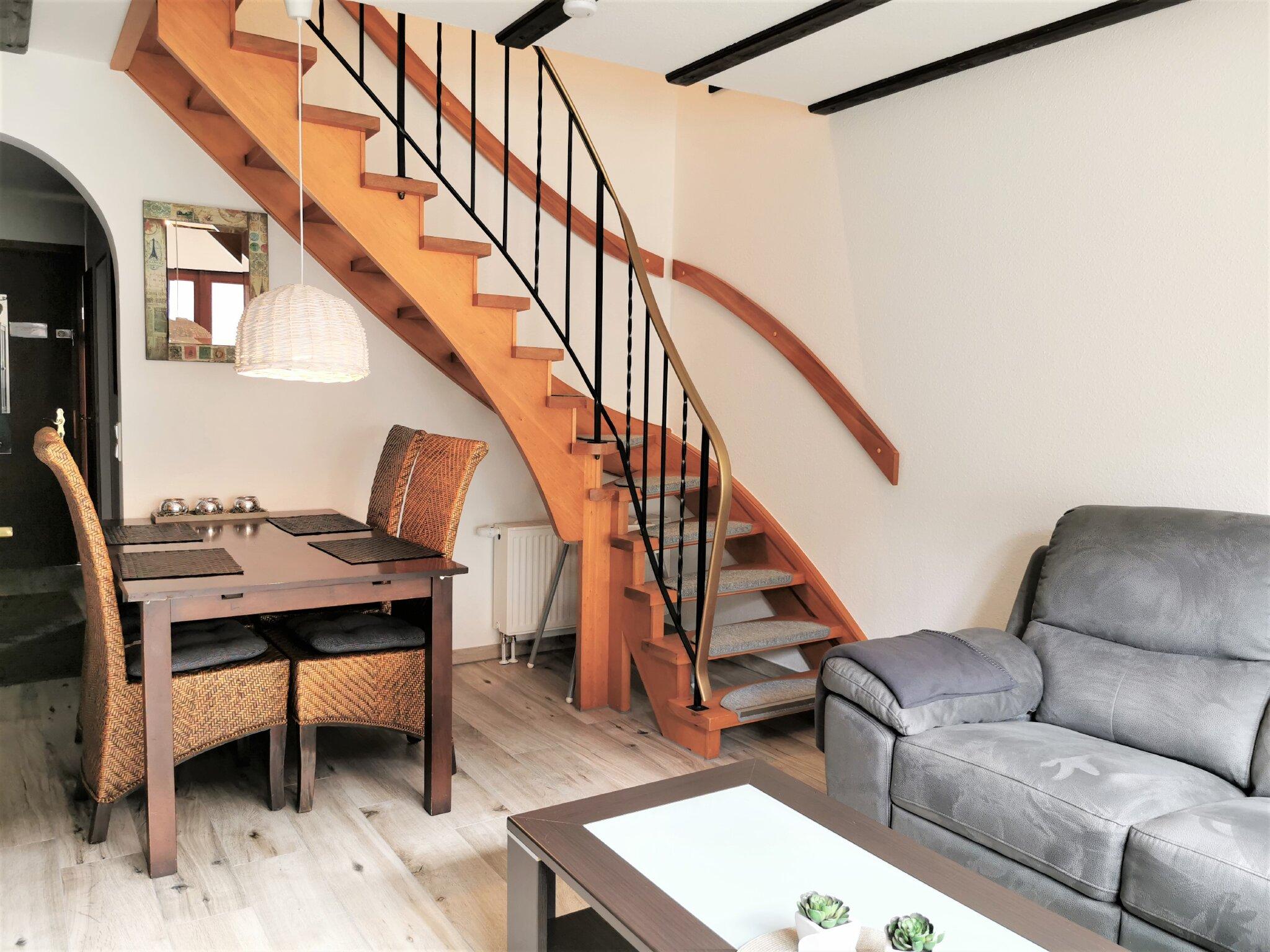 Modern und einladend - der Wohnbereich