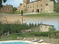 Abbadia Sicille - Il Loggiato in Trequanda - kleines Detailbild