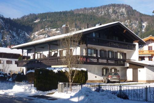 Fr�hlingshof im Winter