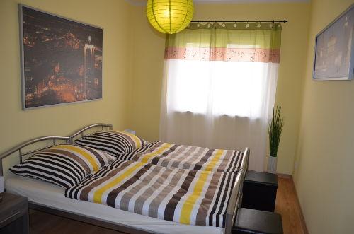 Schlafzimmer 2 - auch als Einzelbetten